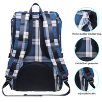 KAUKKO Backpack for city trips, EP5-16 ( Blue / 14L )