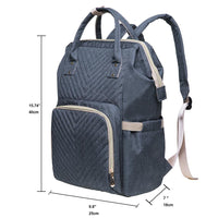 KAUKKO Lightweight Backpack, KT01-4 ( New York Gray / 18L)