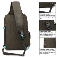 KAUKKO Backpack  for Cycling, FD252 ( Army Green )
