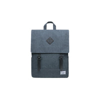 KAUKKO Backpack for daily use,  KS04-2 ( Dark Grey / 14.88L )
