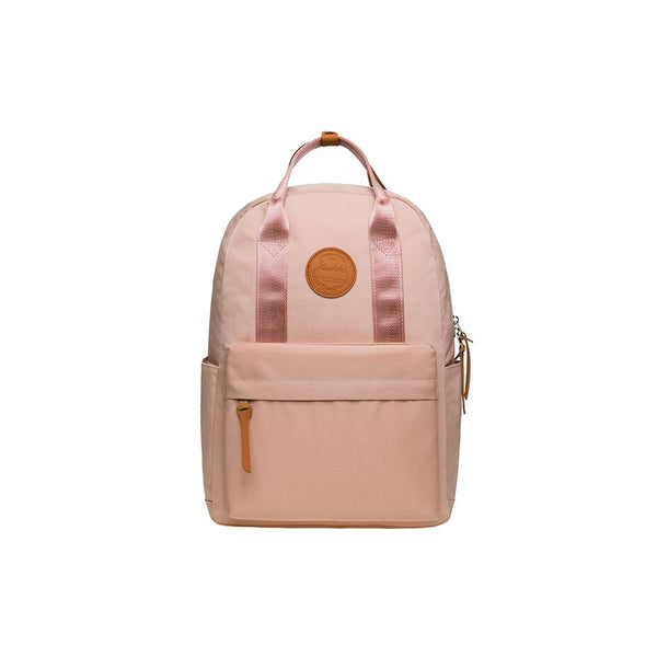 KAUKKO Backpack for daily use,  KS07 ( Pink / 15.1L )