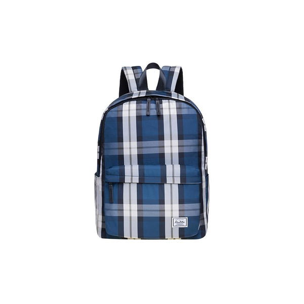 KAUKKO Backpack for School, KS14 ( Blue / 18.9L )
