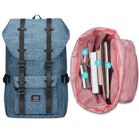 KAUKKO Backpack for city trips, EP5-2 ( Blue / 19L )
