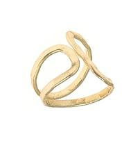 Looped Metal Ring