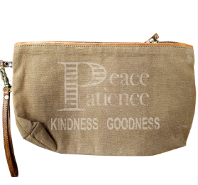 Clea Ray - Peace and Patience Clutch