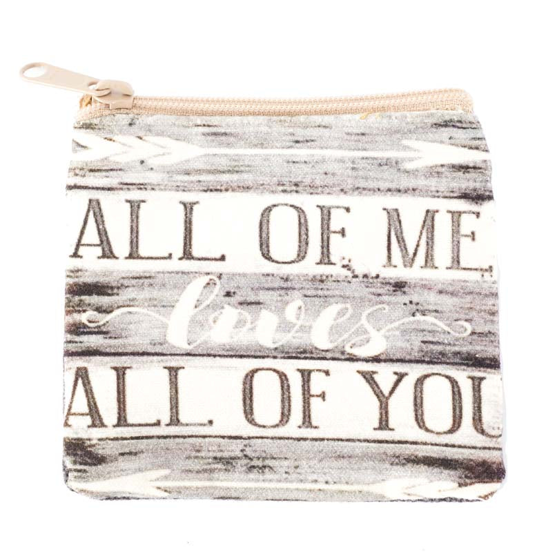 All of Me Coin Purse