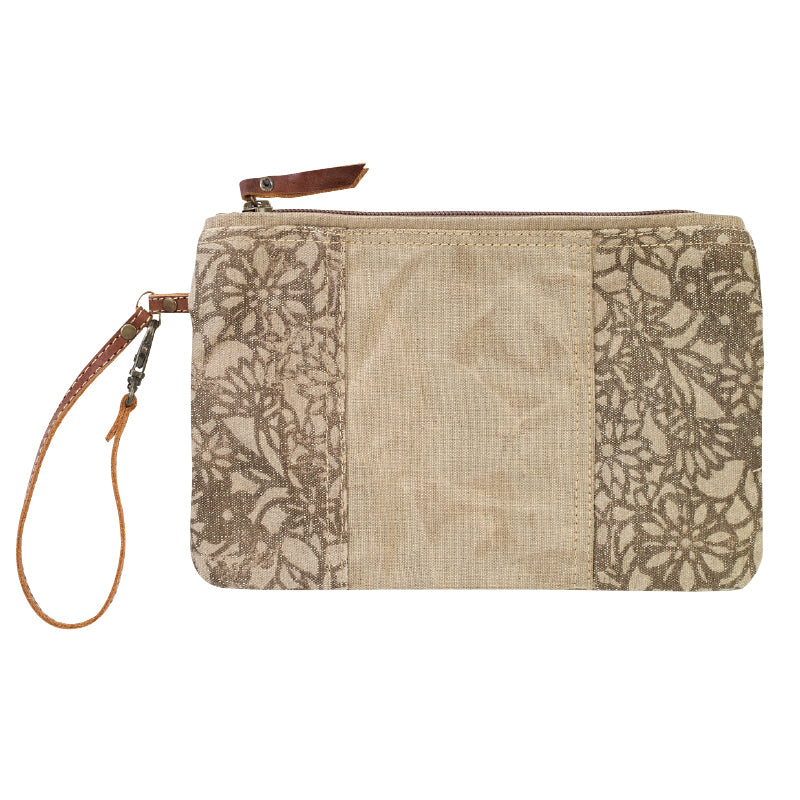 Clea Ray - Floral Clutch