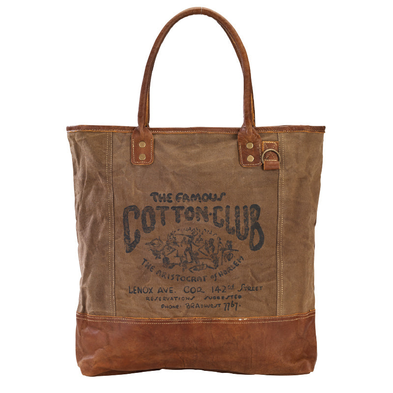 Clea Ray - Cotton Club Tote