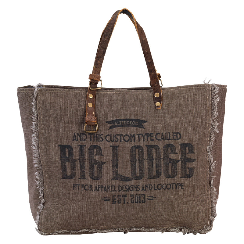 Clea Ray - Big Lodge Fringe Tote
