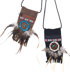 Small Pouch with Dreamcatcher