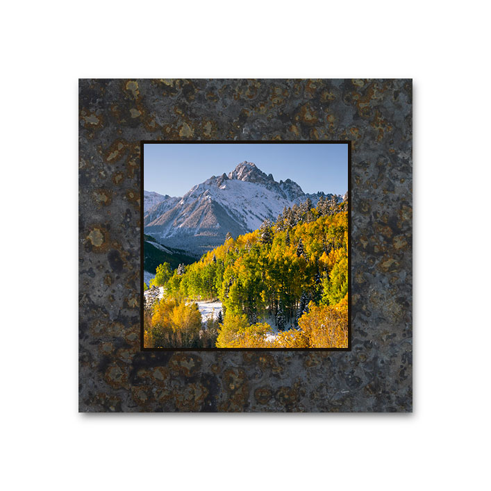 Mount Sneffels, Dallas Divide, San Juan Mountains 4x4 Slate Coaster