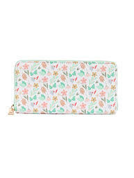 Small Flowers Wallet