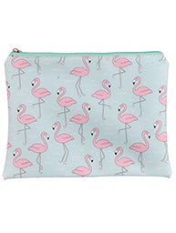 Flamingo Clutch/Pouch