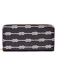 Knotted Rope Wallet