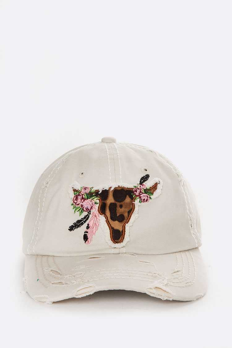 Steer Head Hat