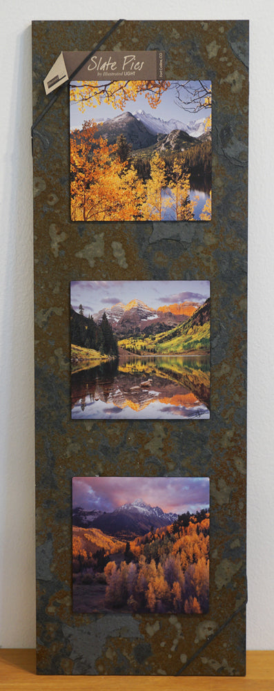 Mountain Trio 8x24 Slate