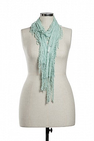 Antique Lace Scarf