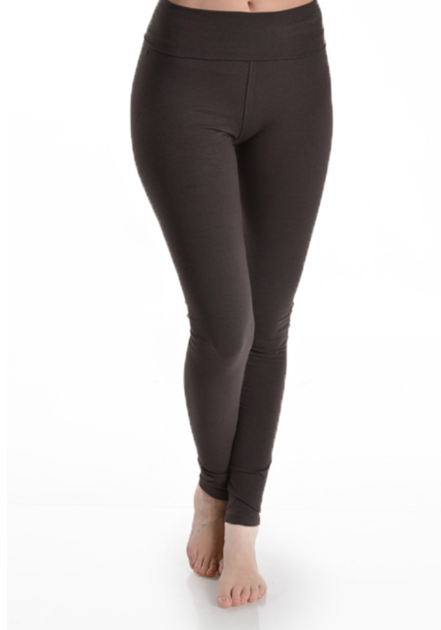 TParty Solid Straight Leggings