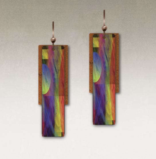 DC Designs - 2FE Earrings