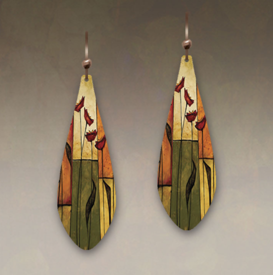 DC Designs - SH20LE Earrings
