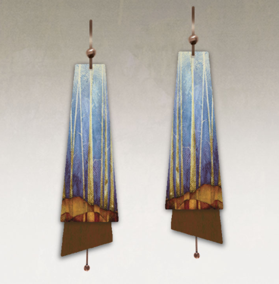 DC Designs - SH30TE Earrings