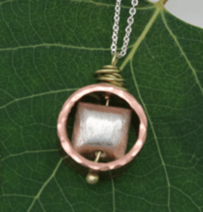 Colorado Copper - Create Necklace