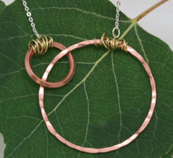 Colorado Copper - Friendship Necklace