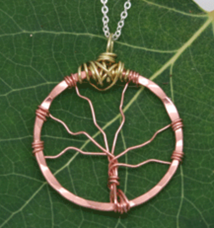 Colorado Copper - Giving Necklace