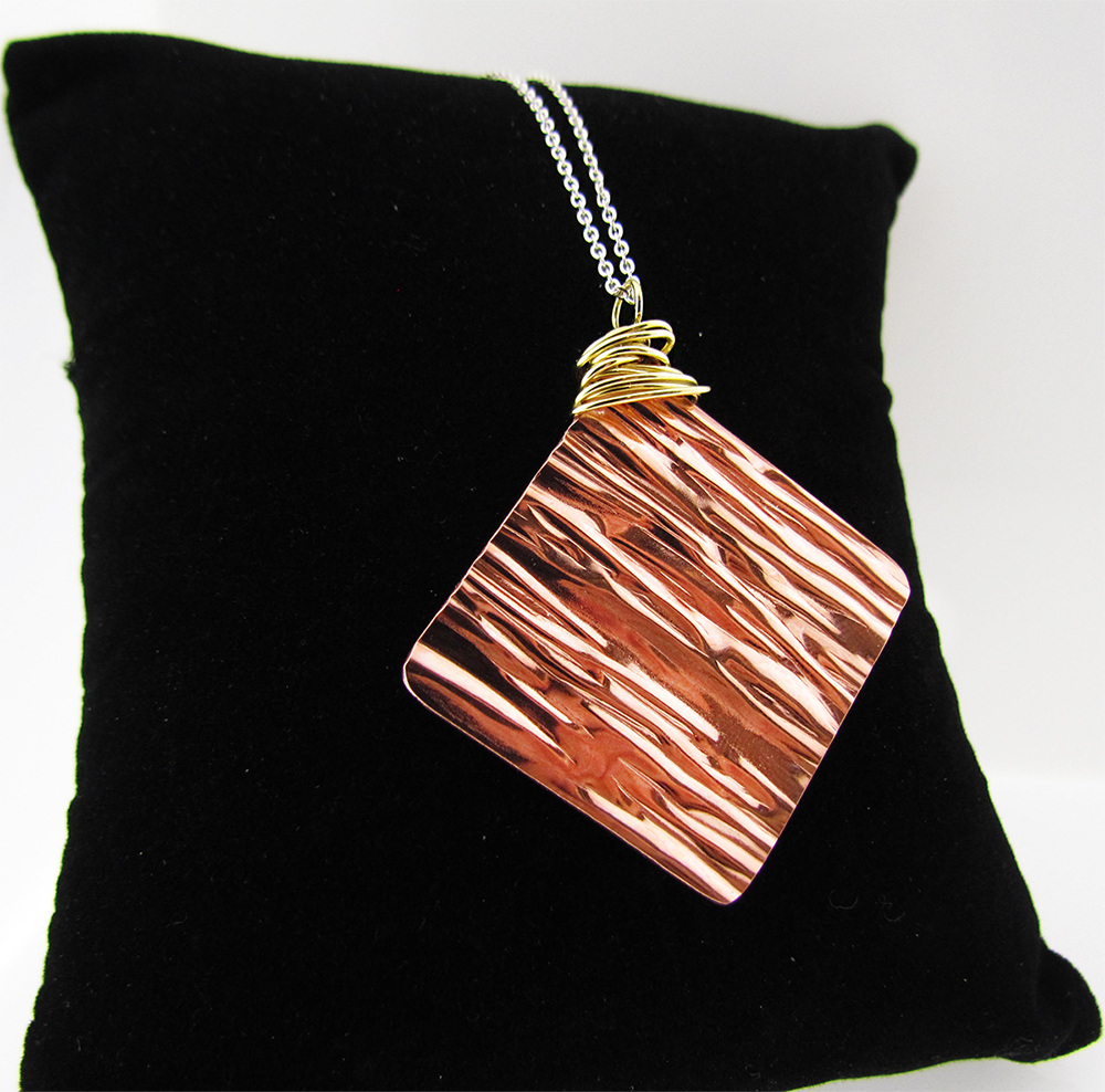 Colorado Copper - Thankful Necklace