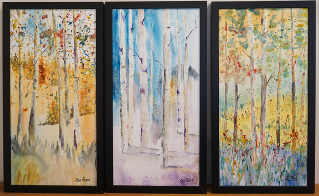 """Three Seasons in Colorado"" by Eric Fetsch"