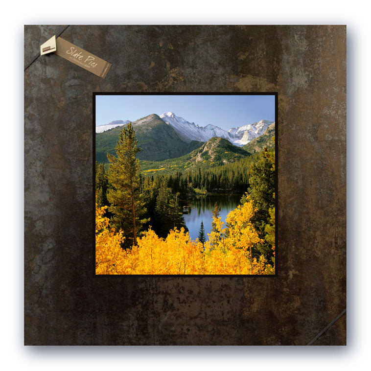 """Longs Peak at Bear Lake"" by David Clack"