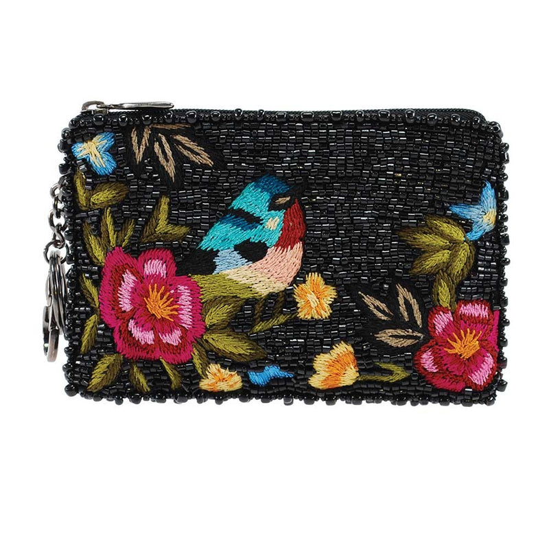 Mary Frances Night Garden Coin Purse