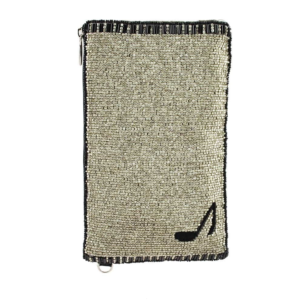 Mary Frances Well Noted Cell Phone Purse