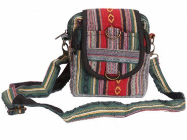 Himalaya Handmade Gheri Cotton Passport Bag