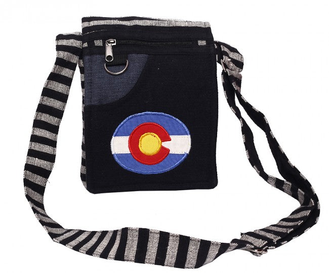 Himalaya Handmade Colorado Passport Bags