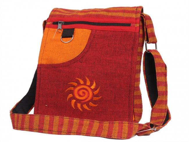 Himalaya Handmade Sun Passport Bag