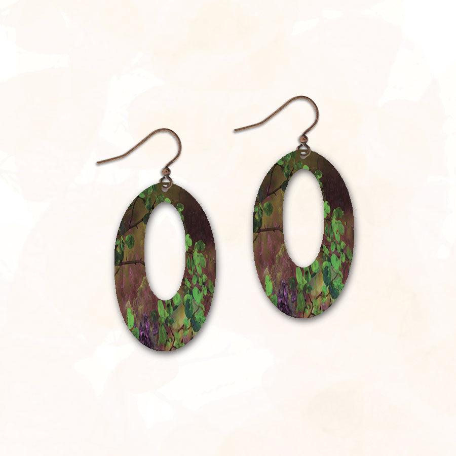 DC Designs - ME14OE Earrings