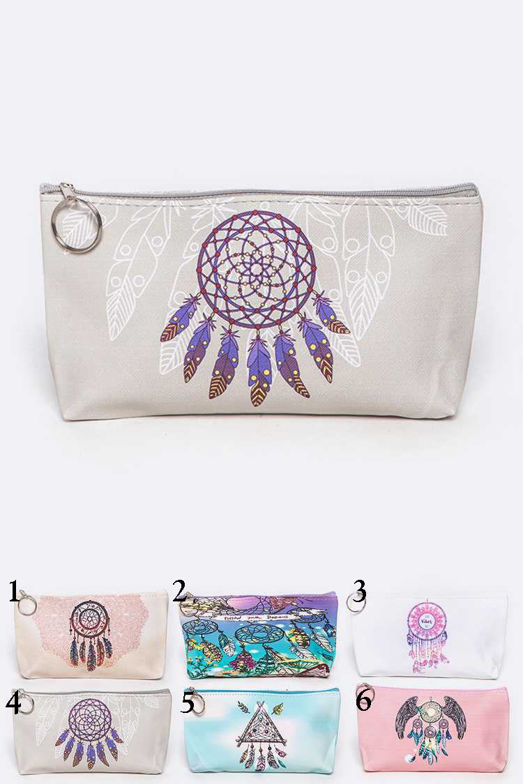 Dream Catcher Pouch - On Sale!!!