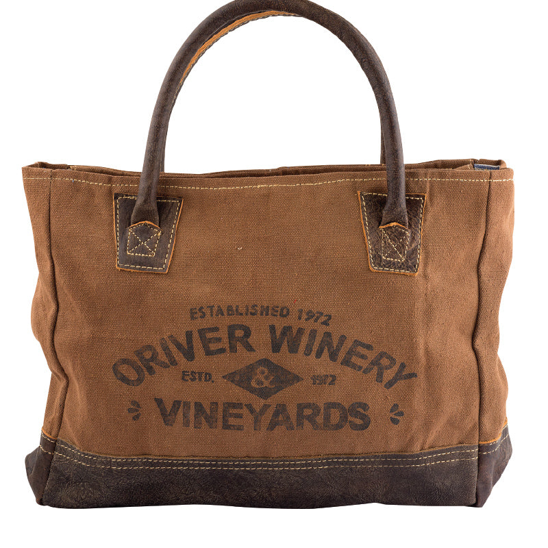 Clea Ray - Oriver Winery Tote