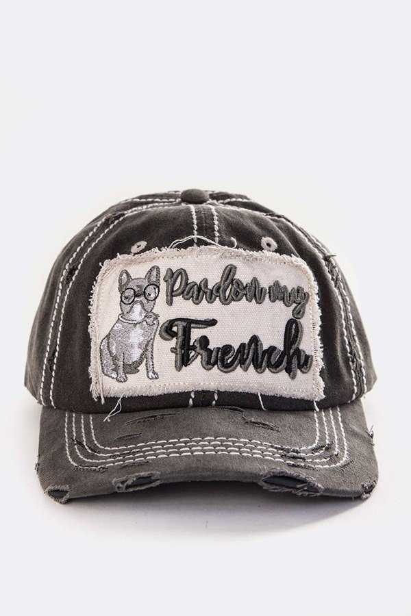 Pardon My French Hat