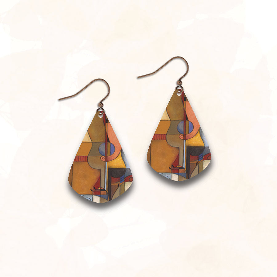 DC Designs - SH35JE Earrings