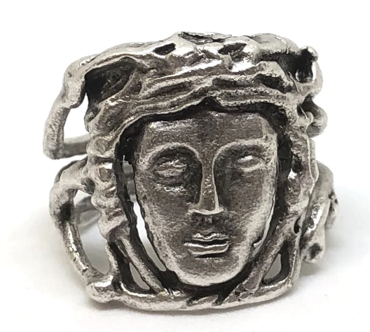 Tribal Face Ring