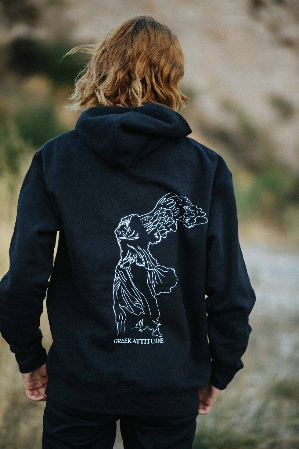 Nike of Samothrace - Greek is an Attitude