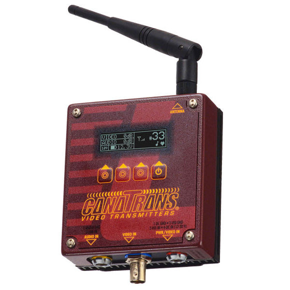 CanaTrans® Video Transmitter