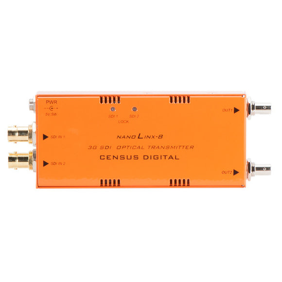 Fibre Optic Transmitters 3G/HD/SD-SDI