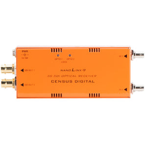 Fibre Optic Receivers 3G/HD/SD-SDI
