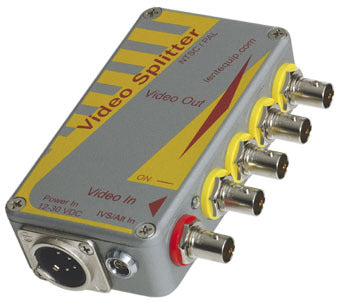 Video Splitter, 4 way Legacy, NTSC/PAL