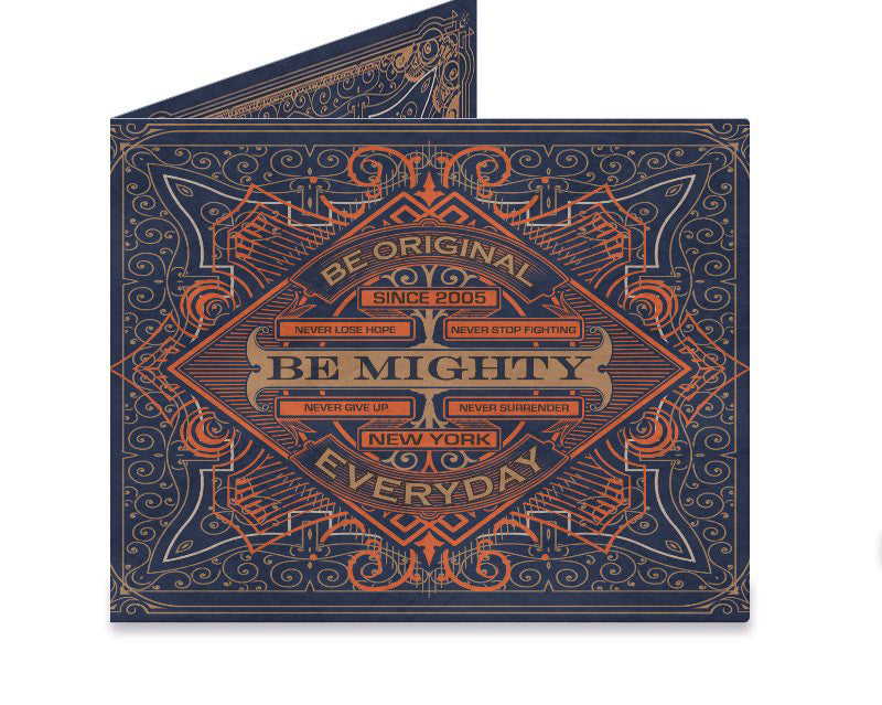 BE MIGHTY Mantra Mighty Wallet