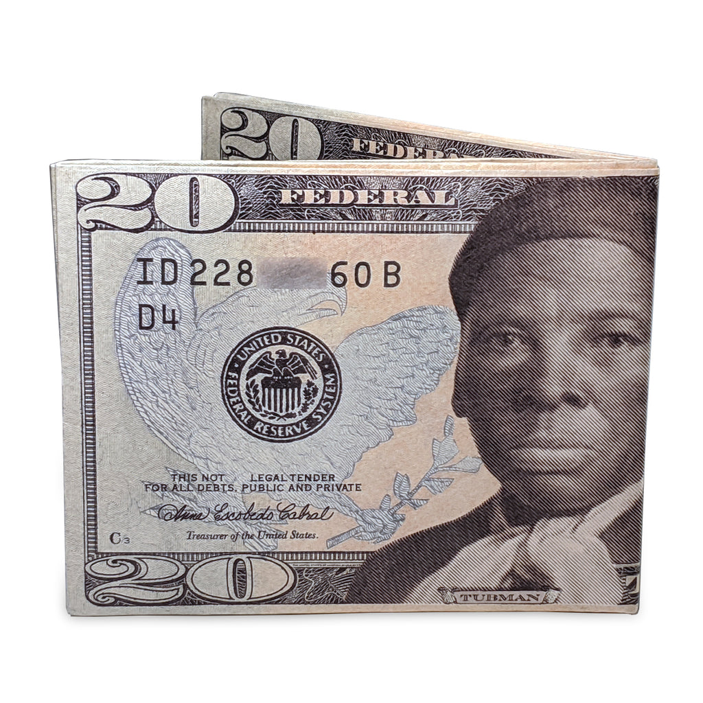 Tubman $20 Mighty Wallet