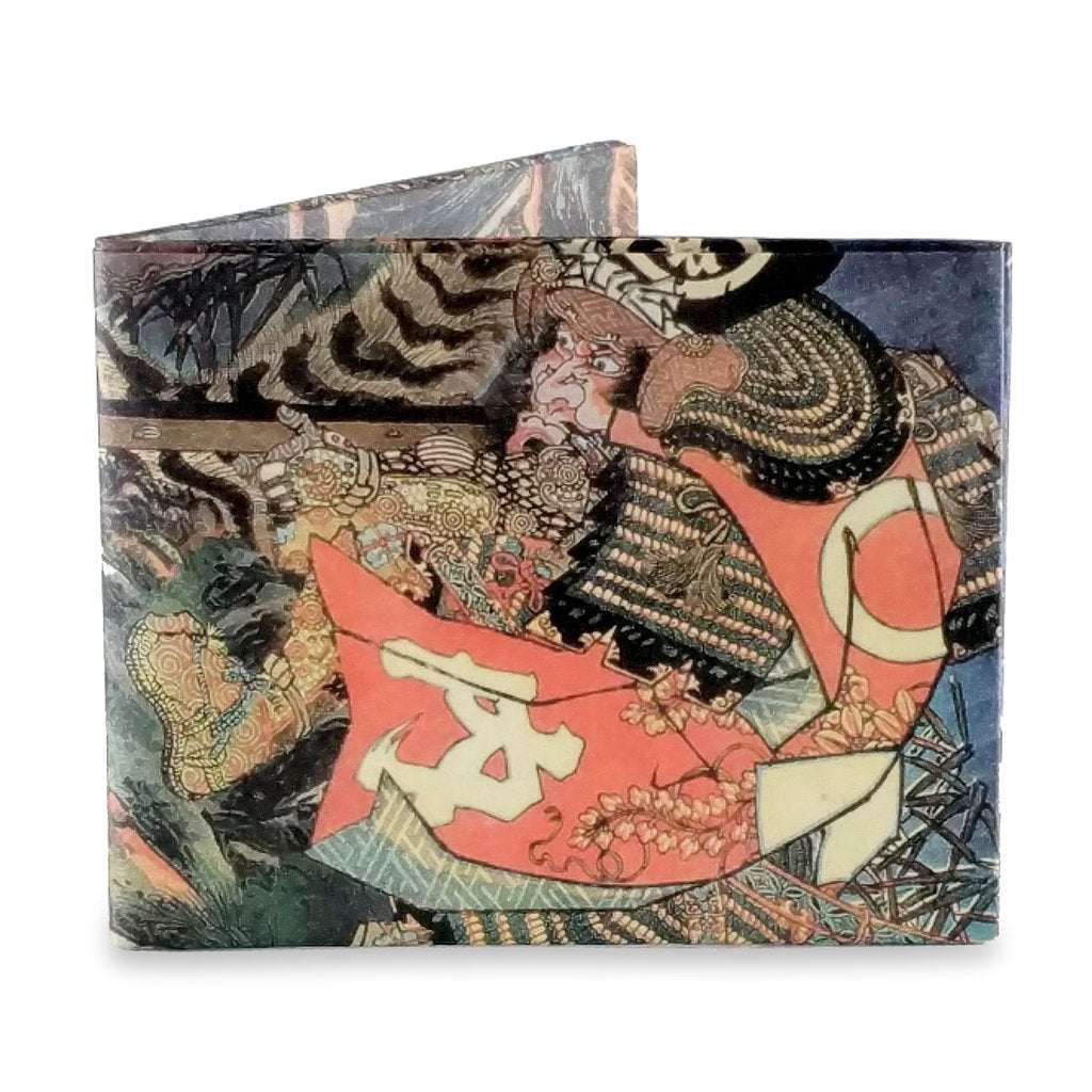 Tiger Warrior Mighty Wallet
